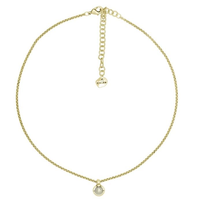 Collar corto Ünique oro