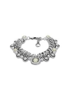 Pulsera Ünique con charms y perla