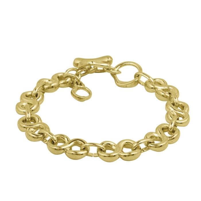 Pulsera Interminable Oro